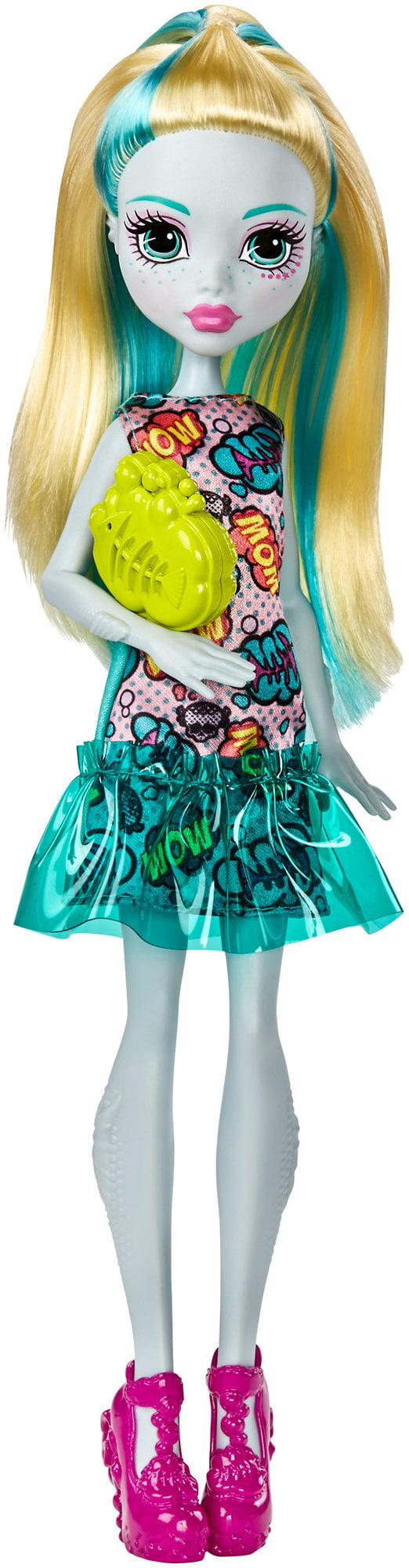Monster High Lagoona Blue Doll by Supplier Generic