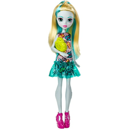 Monster High Lagoona Blue Doll - Halloween Wolf Monster High Doll