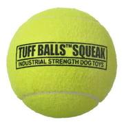"""Tuff Balls Squeak Bulk 4"""""""