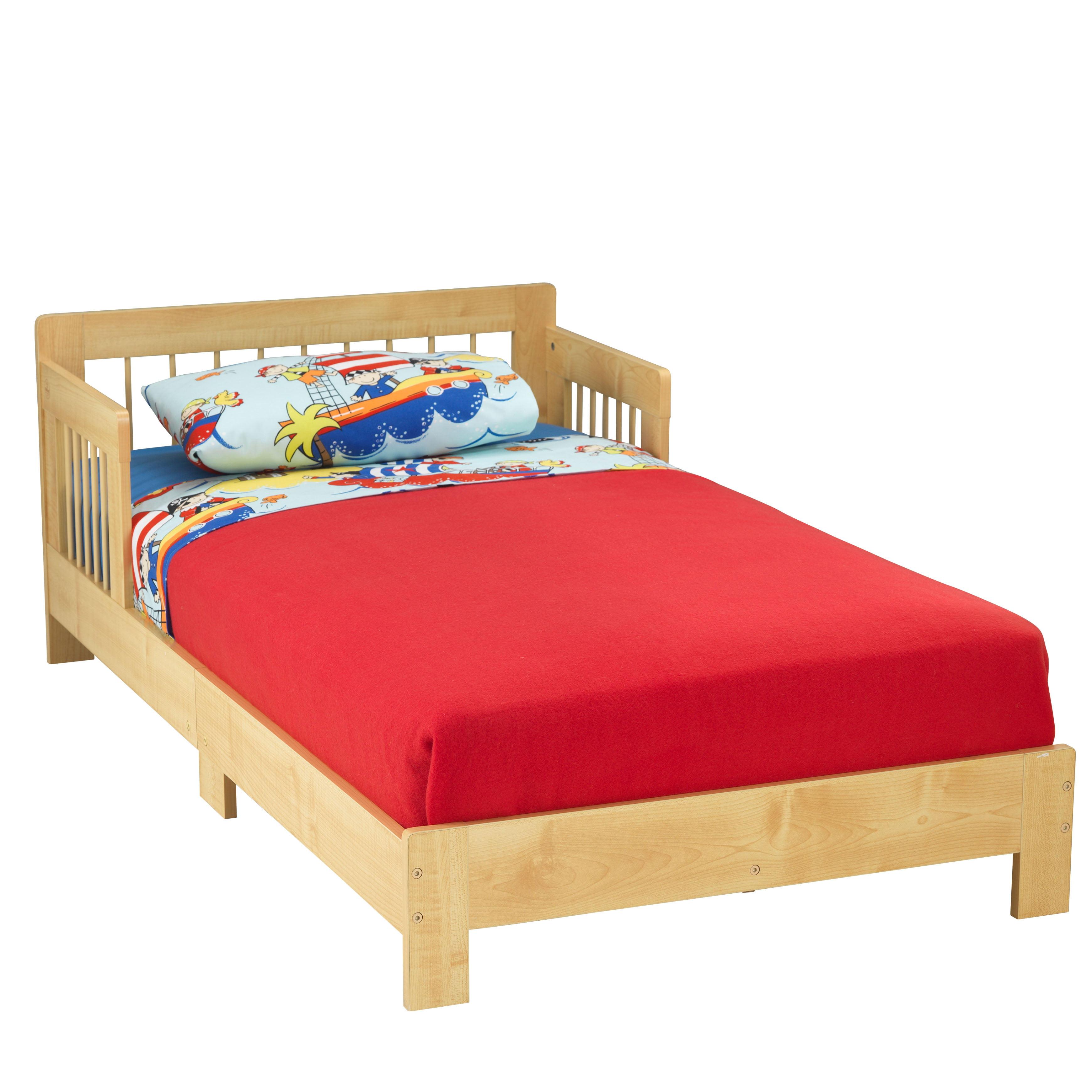 KidKraft Houston Toddler Bed, Espresso by KidKraft