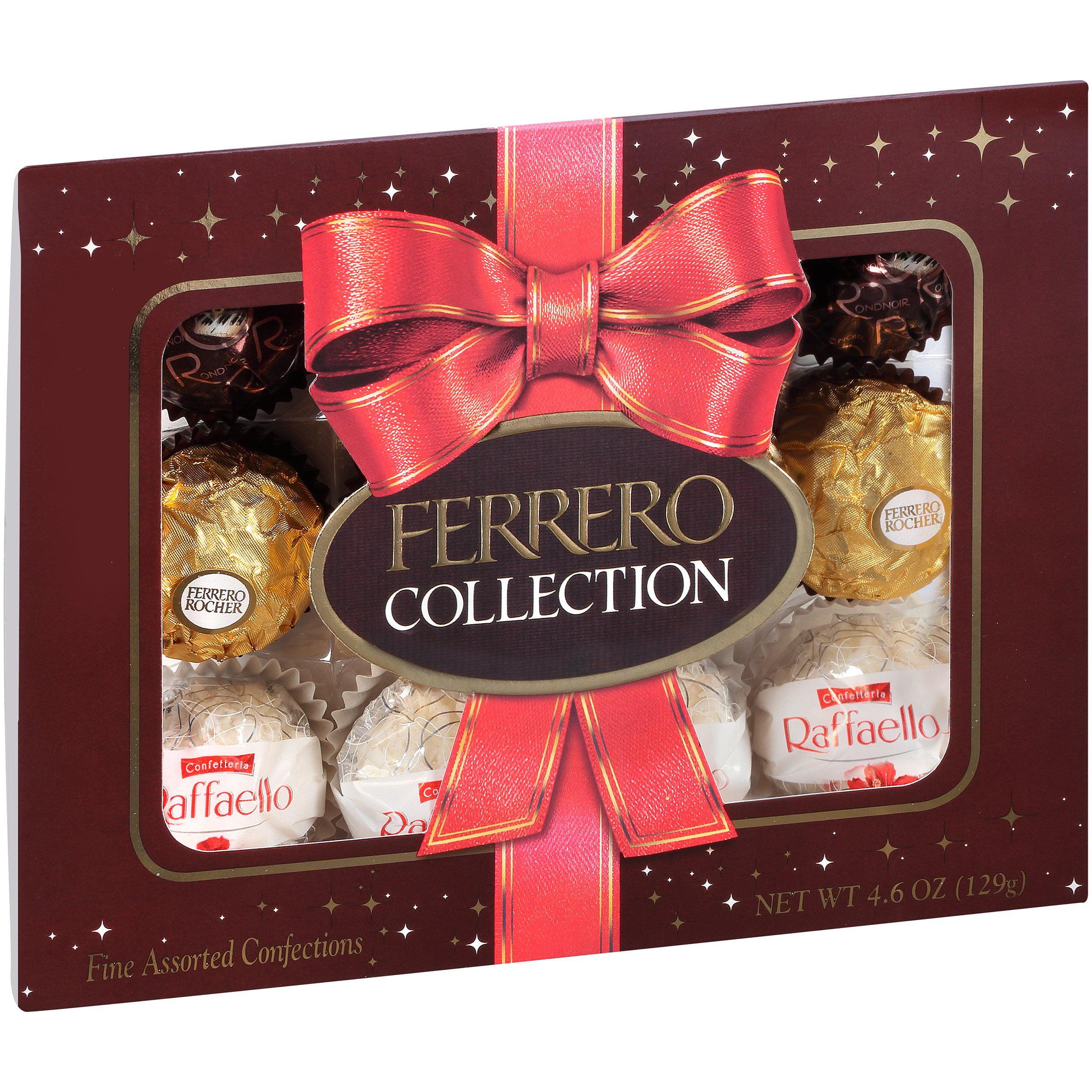 (12 Piece) Ferrero Collection Fine Assorted Confections, 4.6 oz