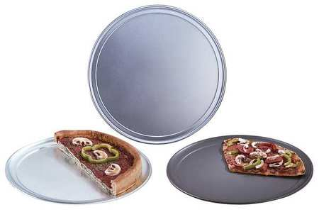 AMERICAN METALCRAFT TP19 Pizza Pan, Wide Rim, 19 In. by AMERICAN METALCRAFT