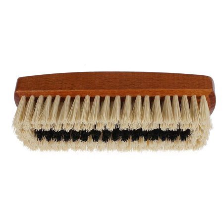 Konex Handcrafted Clothes Brush (Dark Wood)
