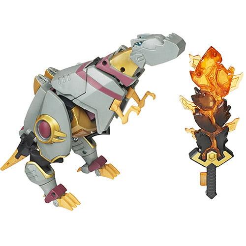Hasbro Transformers Animated Grimlock Voyager Action Figure