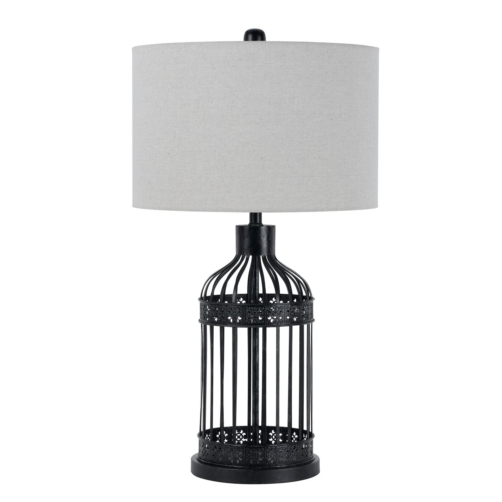 Cal Lighting Birdcage Table Lamp by