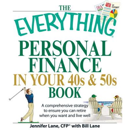 - The Everything Personal Finance in Your 40s and 50s Book - eBook