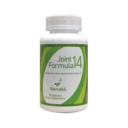 Sierrasil Joint Formula (Sierrasil Health Inc. Joint Formula 14 90)