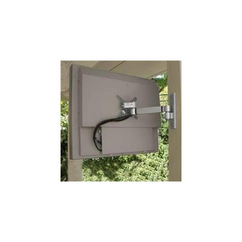 46 In. Articulating Dual Arm Wall Mount with Tilt