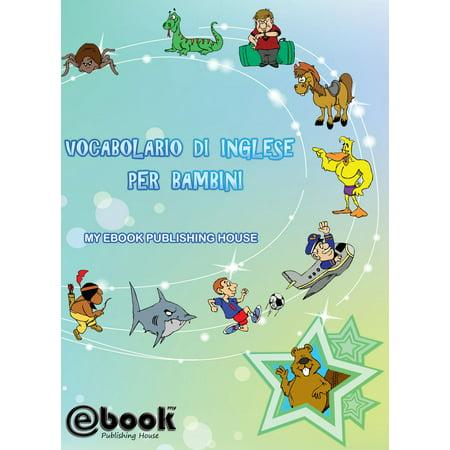 Vocabolario di inglese per bambini - eBook](Halloween Songs Per Bambini)