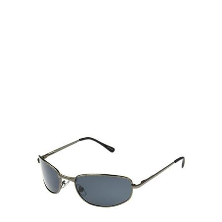 Mens Single Bridge Polarized 1 - Mets Sunglasses