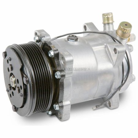 AC Compressor & A/C Clutch For Ford Escort & Ford EXP 1986 1987