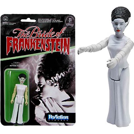 Funko Universal Monsters ReAction Bride of Frankenstein Action Figure](Frankenstein Head Piece)