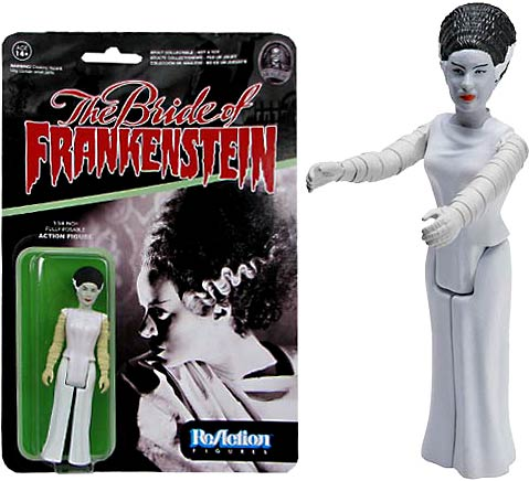 Funko Universal Monsters ReAction Bride of Frankenstein Action Figure