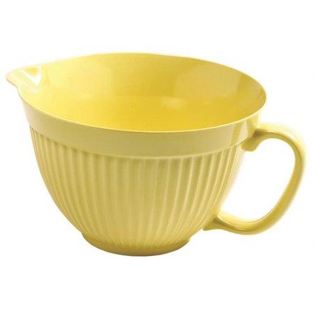 Bowl Lemon Peel - 5 Quart Lemon Yellow Grip EZ Mixing Bowl