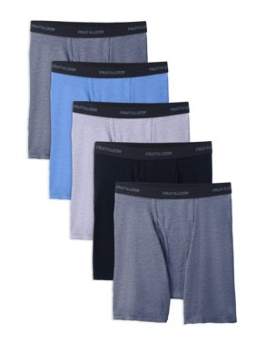 Fruit Of The Loom Men's Beyondsoft Boxer Briefs, 5 Pack