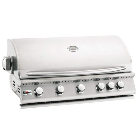 99000 Series (Summerset Sizzler Series Built-In Gas Grill, 40