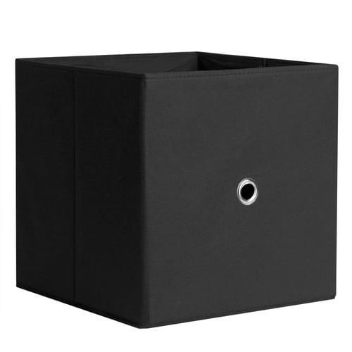 iCube Full Fabric Drawer Black