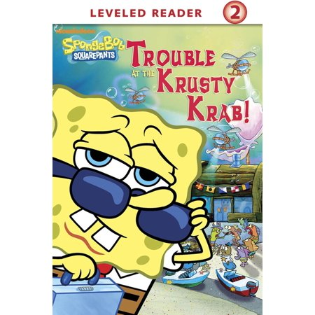 Trouble at the Krusty Krab (SpongeBob SquarePants) - (Spongebob Creature From The Krusty Krab Review)
