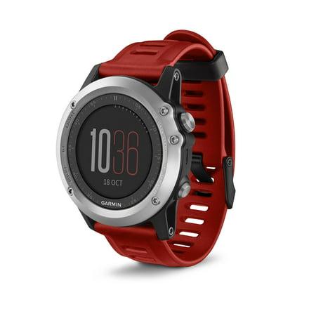 Garmin 010-01338-05 Fenix[r] 3 Training Watch [silver]