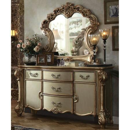 Acme Furniture Vendome Dresser with Optional Mirror ()