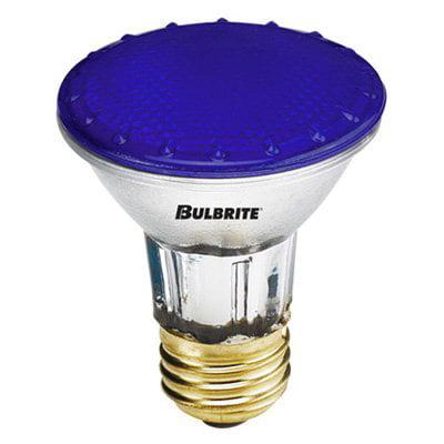 Bulbrite 50W Dimmable Halogen PAR Light Bulb - 6 pk.