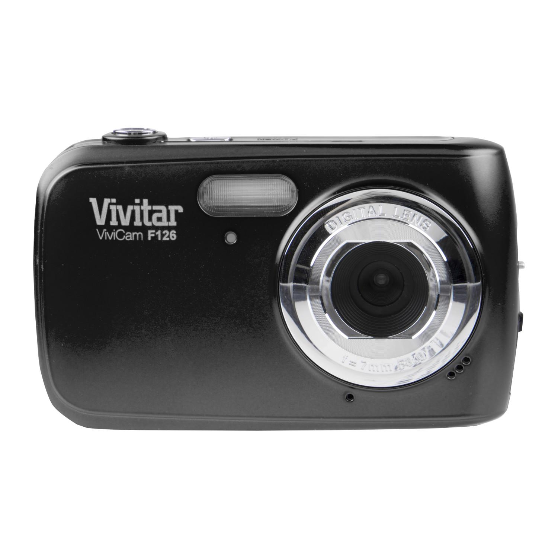 """Vivitar 14.1 Megapixel Digital Camera with 1.8"""" Preview Screen Black"""