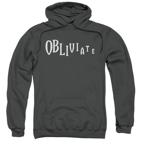 Harry Potter Obliviate Mens Pullover Hoodie