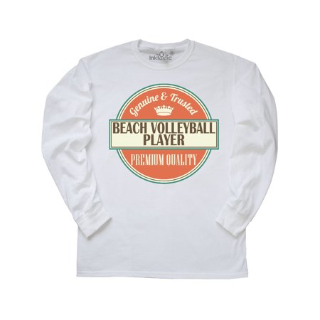 Beach Volleyball Player Funny Gift Idea Long Sleeve T-Shirt
