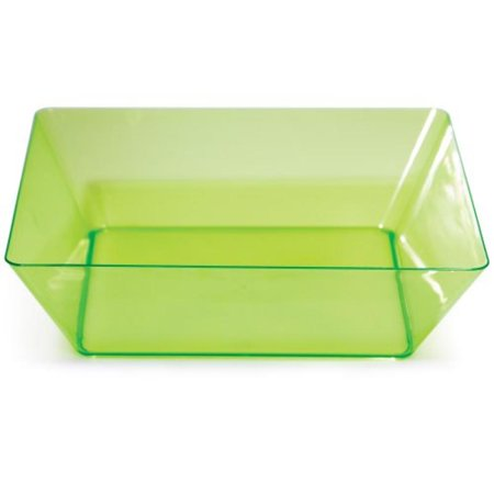 Green Round Bowl (Translucent Green 11