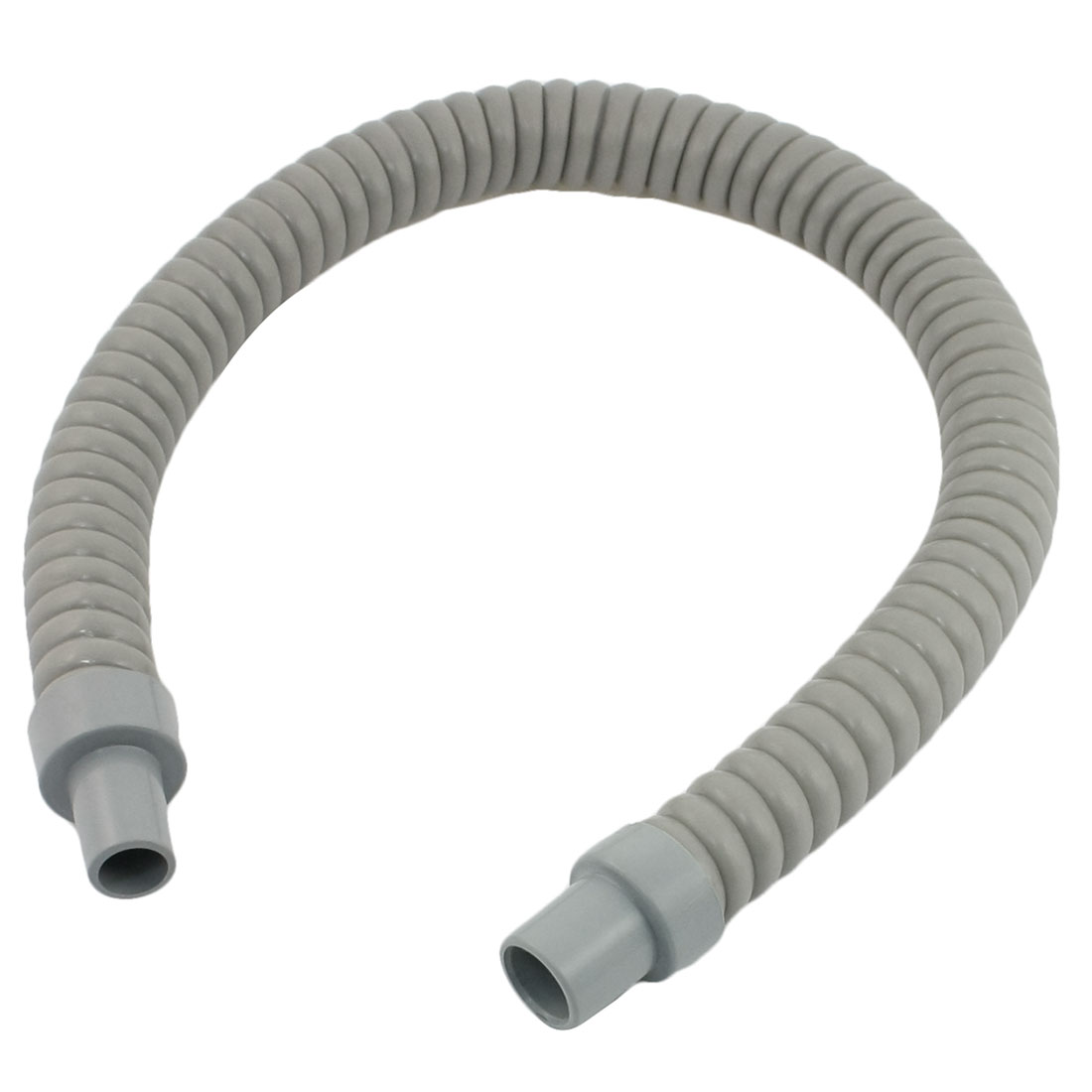 "Unique Bargains 23.6"" 60cm Length Gray Drain Hose Replacement for Air Conditioner"