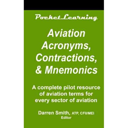 Aviation Acronyms  Contractions    Mnemonics  Pocketlearning