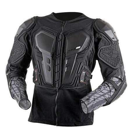 - EVS G6 Lite Ballistic Body Armor Jersey Black