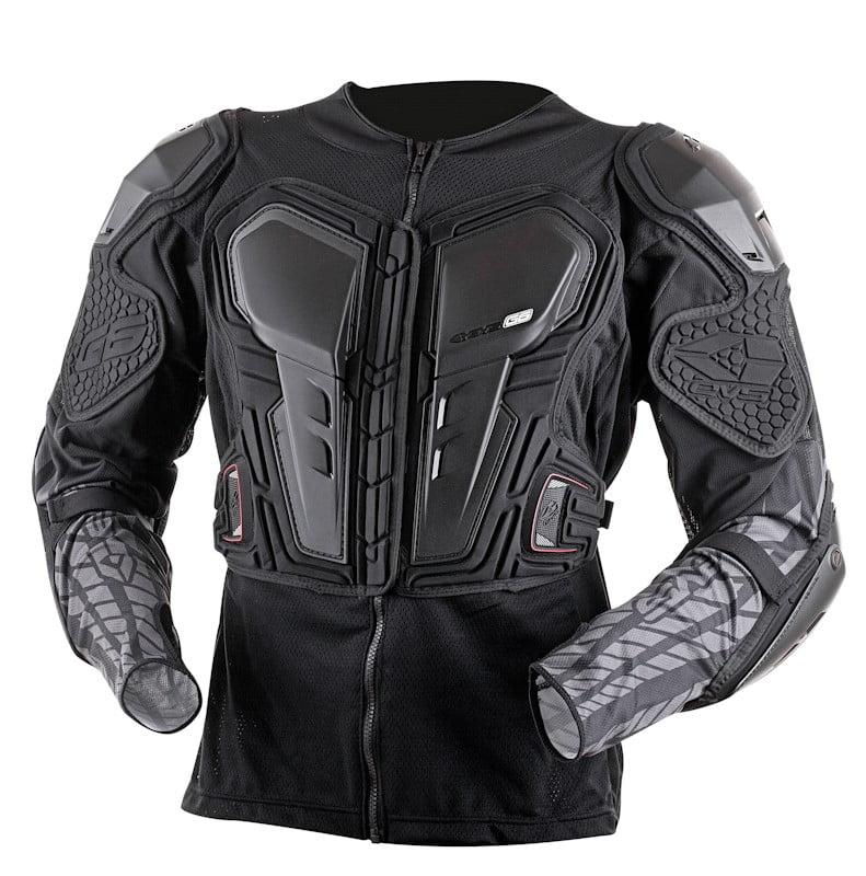 EVS G6 Lite Ballistic Body Armor Jersey Black