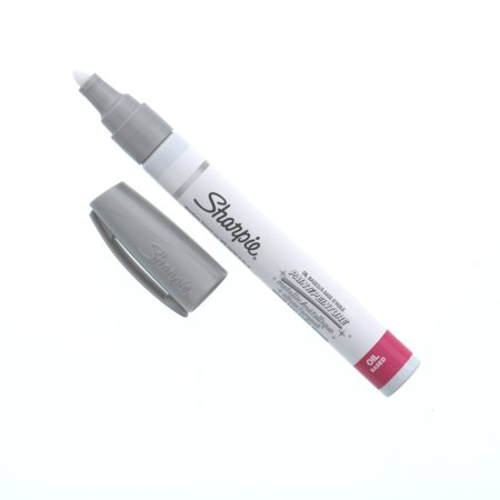 Sharpie® Oil-Based Paint Marker, Medium, Silver