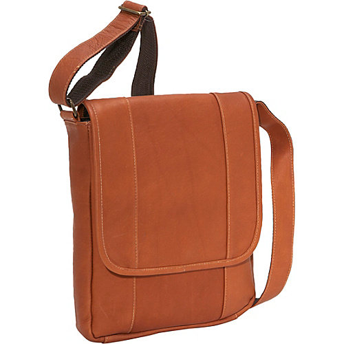 David King Vertical Men's Shoulder Bag