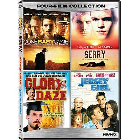 Ben   Casey Affleck 4  Film Set  Glory Daze   Jersey Girl   Gone Baby Gone   Gerry  Widescreen