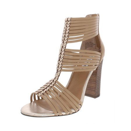 Steve Madden Womens Silina Stacked Heel Pumps Heels (Pump Stack)