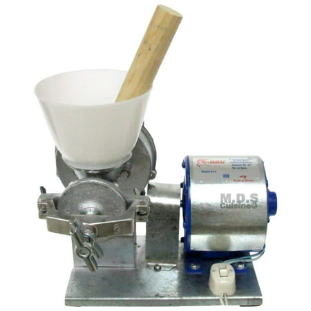 Electric Mill Corn Grain Wheat Grinder Heavy Duty Commercial Molino Maiz 1/4 HP (Electric Food Mill)