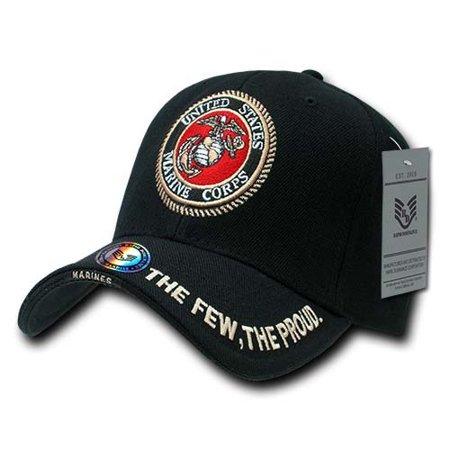 The Legend Military Caps Marines Logo - - Marines Logo Cap
