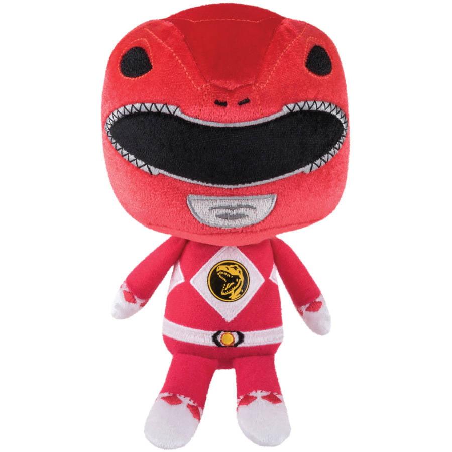 Funko Plush: Power Rangers, Red Ranger by Funko