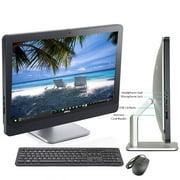 "Dell Optiplex 9010 23"" HD All in One Desktop Computer Core i5 Processor 4GB 250GB Webcam Wifi HDMI Windows 10 - Refurbished AIO PC with a 1 Year Warranty!"