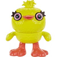 Disney Pixar Toy Story Ducky Figure with Movie-Inspired Details