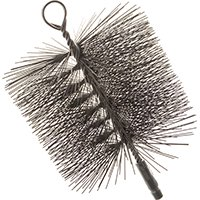 - SUPERSWEEP BR0115 Round Wire Chimney Brush, 7 in