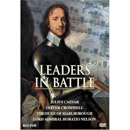 Leaders In Battle: Julius Caesar / Oliver Cromwell / The Duke Of Marlborough / Lord Admiral Horatio Nelson (Full Frame)