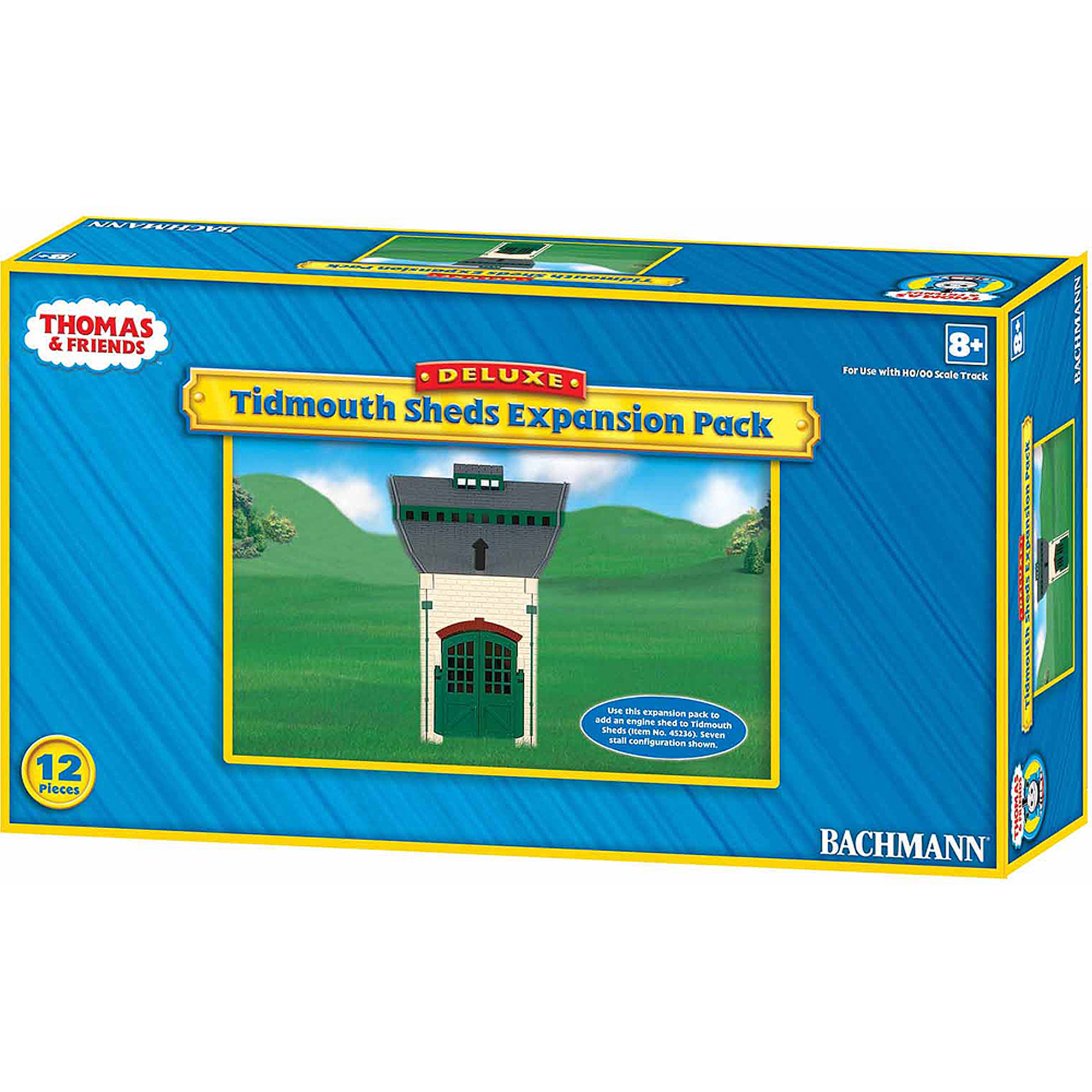 Bachmann Trains Thomas and Friends Tidmouth Sheds Expansion Pack, HO Scale by Bachmann