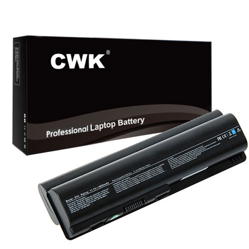 CWK; 12 Cell 8800mAh High-Capacity Battery for Compaq HP ...