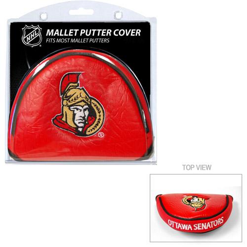 Team Golf NHL Ottawa Senators Golf Mallet Putter Cover by Generic