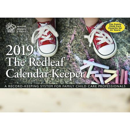 - Redleaf Business: The Redleaf Calendar-Keeper 2019 (Other)