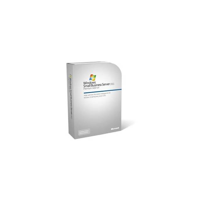 Microsoft Small Business Server Premium AddOn 2011 USER C...