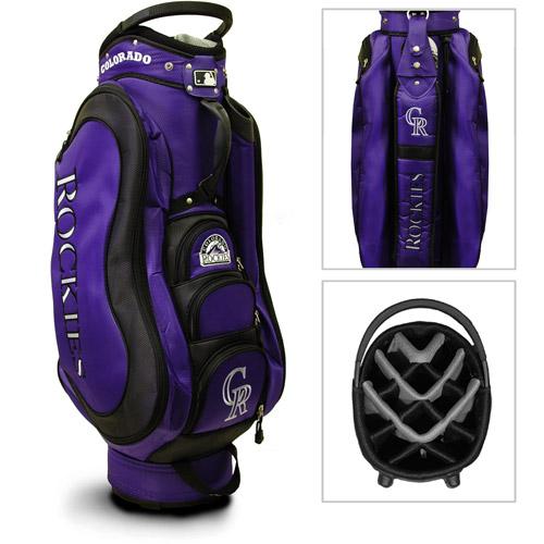 Team Golf MLB Colorado Rockies Medalist Golf Cart Bag